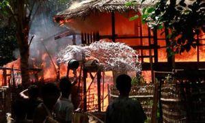 Sittwe, Burma