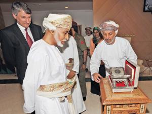 HM-visits-Oman-Oil[1]