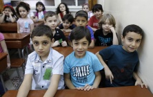 SYRIA-CONFLICT-EDUCATION